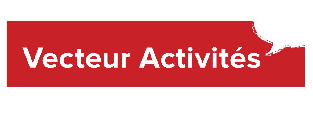 Logo Vecteur Activités