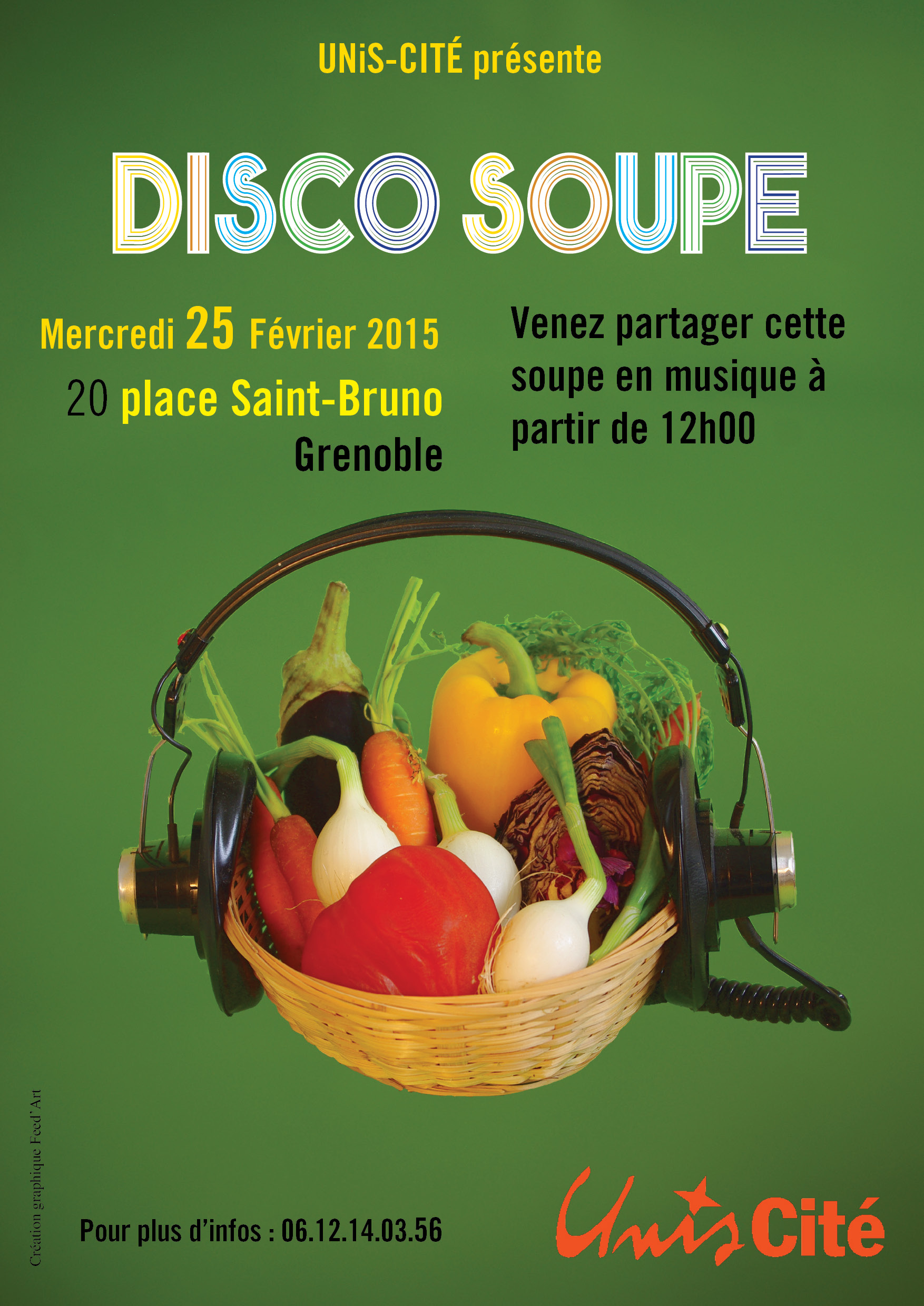 disco soupe faire de la soupe en musique au march 25 f v grenoble cap berriat. Black Bedroom Furniture Sets. Home Design Ideas